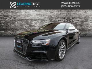 Used 2014 Audi RS 5 4.2 for sale in Woodbridge, ON