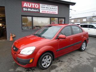 Used 2008 Kia Rio EX for sale in St-Hubert, QC
