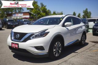 Used 2018 Nissan Murano S Alloy Wheels, LOW KMs! for sale in Hamilton, ON