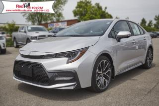 Used 2020 Toyota Corolla SE for sale in Hamilton, ON