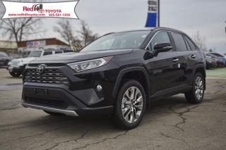 New 2019 Toyota RAV4 LIMITED  for sale in Hamilton, ON