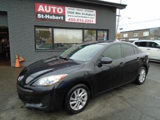 Used 2012 Mazda MAZDA3 GS SKY for sale in St-Hubert, QC
