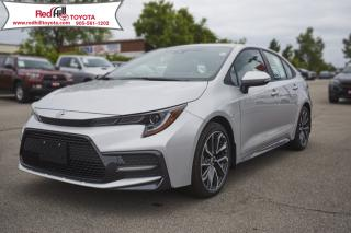 Used 2020 Toyota Corolla XSE for sale in Hamilton, ON