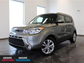 Used 2016 Kia Soul EX CAMERA+ ALLIAGE+ BAS KM for sale in St-Jean-Sur-Richelieu, QC