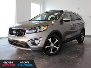 Used 2017 Kia Sorento EX+ V6 AWD 7PASSAGERS+TOIT-PANO+++ for sale in St-Jean-Sur-Richelieu, QC