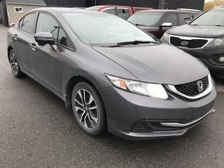 Used 2015 Honda Civic EX A/C MAGS TOIT CAMERA DE RECUL for sale in Île-Perrot, QC