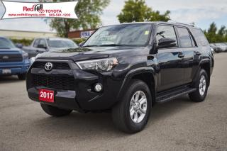 Used 2017 Toyota 4Runner SR5 7 Passenger 4x4! for sale in Hamilton, ON