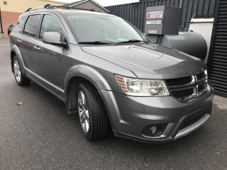 Used 2012 Dodge Journey RT AWD CUIR TOIT MAGS for sale in Île-Perrot, QC