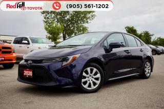 New 2020 Toyota Corolla LE for sale in Hamilton, ON