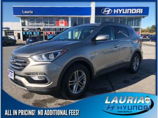 Used 2018 Hyundai Santa Fe Sport 2.4L AWD Premium for sale in Port Hope, ON