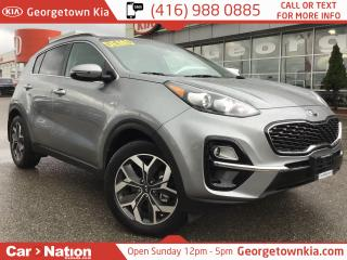 Used 2020 Kia Sportage EX PREMIUM | DEMO | 0% AVAILABLE | SAVE $$$ | for sale in Georgetown, ON