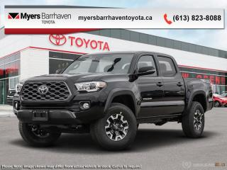 New 2020 Toyota Tacoma TRD Off-Road  - Navigation - $292 B/W for sale in Ottawa, ON