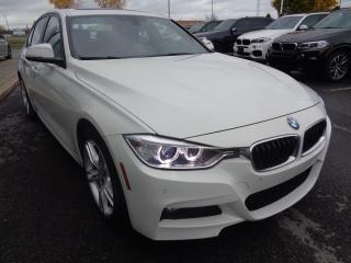 Used 2015 BMW 328 M SPORT, LOADED! for sale in Dorval, QC