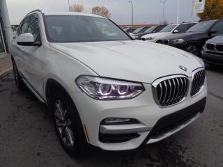 Used 2019 BMW X3 xDrive30i SUPER DEAL! for sale in Dorval, QC