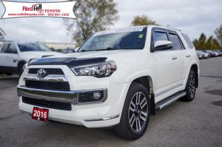 Used 2016 Toyota 4Runner SR5 for sale in Hamilton, ON