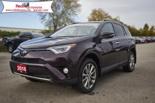 Used 2016 Toyota RAV4 LIMITED  for sale in Hamilton, ON