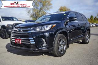Used 2018 Toyota Highlander LIMITED  for sale in Hamilton, ON
