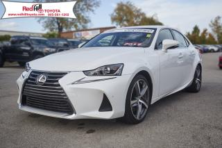 Used 2017 Lexus IS 350 for sale in Hamilton, ON
