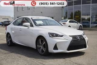 Used 2017 Lexus IS 350 Executive Package for sale in Hamilton, ON