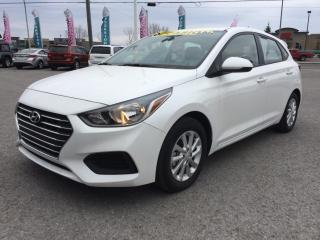 Used 2019 Hyundai Accent Preferred 5portes auto a/c sieges chauffants for sale in Gatineau, QC