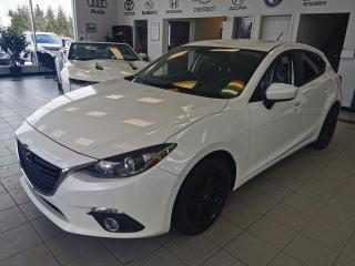 Used 2015 Mazda MAZDA3 Sport GS / SPORT / MAG / AIR CLIMATISÉ for sale in Sherbrooke, QC