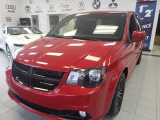 Used 2014 Dodge Grand Caravan SXT / BLACK TOP EDITION /2 AIR CLIMATISÉ for sale in Sherbrooke, QC