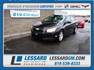 Used 2013 Chevrolet Cruze LTZ Turbo CUIR, TOIT OUVRANT CAMERA DE RECUL, USB for sale in Shawinigan, QC