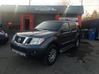 Used 2010 Nissan Pathfinder 4WD 4dr for sale in Lemoyne, QC