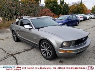 Used 2009 Ford Mustang V6 | AS IS | A/C | CRUISE | ALLOYS | HTDSEATS for sale in Burlington, ON