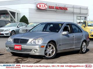 Used 2007 Mercedes-Benz C-Class C 280 | AS IS for sale in Burlington, ON
