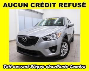 Used 2014 Mazda CX-5 GS AWD CAMÉRA SIÈGES CHAUFFANTS *TOIT OUVRANT* for sale in Mirabel, QC