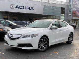Used 2015 Acura TLX Tech TECH | SPOILER | 1OWNER | NOACCIDENTS | for sale in Burlington, ON
