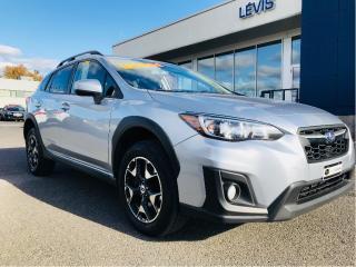 Used 2018 Subaru XV Crosstrek touring,automatique,banc chauffant for sale in Lévis, QC