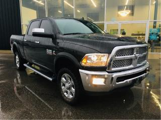 Used 2018 RAM 2500 Laramie, Sunroof, Leather, Navigation for sale in Ingersoll, ON
