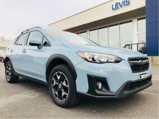 Used 2018 Subaru XV Crosstrek Sport for sale in Lévis, QC