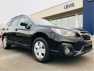 Used 2018 Subaru Outback 2.5i,siege chauffants,bluetooth for sale in Lévis, QC