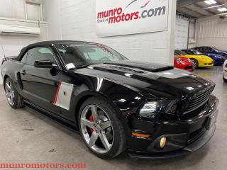Used 2014 Ford Mustang Mustang GT Jack Roush RS3 5.0 V8 675HP convertible for sale in St. George Brant, ON