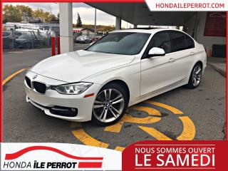 Used 2013 BMW 3 Series NAVIGATION  328i X DRIVE for sale in Île-Perrot, QC