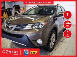 Used 2015 Toyota RAV4 XLE**AWD**TOIT OUVRANT** for sale in Québec, QC