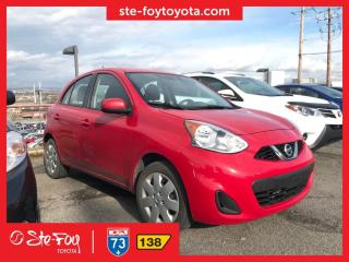 Used 2015 Nissan Micra SV for sale in Québec, QC