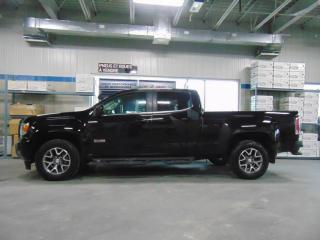 Used 2017 GMC Canyon 4WD Crew Cab SLE for sale in Amos, QC