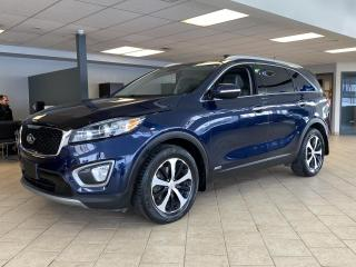 Used 2016 Kia Sorento EX+ V6 AWD TOIT PANO 7 PASSAGERS for sale in Pointe-Aux-Trembles, QC