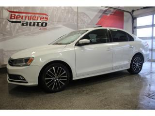 Used 2015 Volkswagen Jetta COMFORTLINE+ TOIT TDI for sale in Lévis, QC