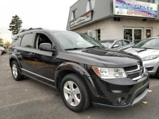 Used 2012 Dodge Journey Dodge Journey 2012 sxt 7 places for sale in Longueuil, QC