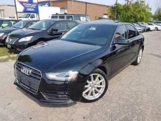 Used 2014 Audi A4 Progressiv for sale in Oakville, ON