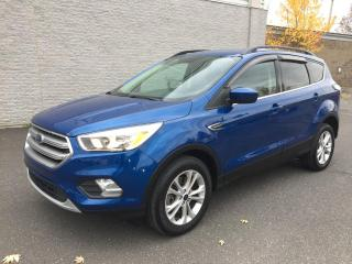 Used 2017 Ford Escape 4 portes SE, Traction intégrale/BAS KM for sale in Drummondville, QC