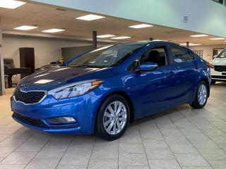 Used 2015 Kia Forte LX+ Toit Ouvrant Mags for sale in Pointe-Aux-Trembles, QC