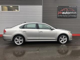 Used 2013 Volkswagen Passat TDI DSG Highline for sale in Québec, QC