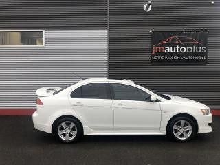Used 2009 Mitsubishi Lancer manuelle SE for sale in Québec, QC