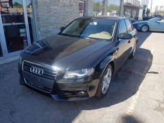 Used 2010 Audi A4 2.0T PREMIUM for sale in Oakville, ON